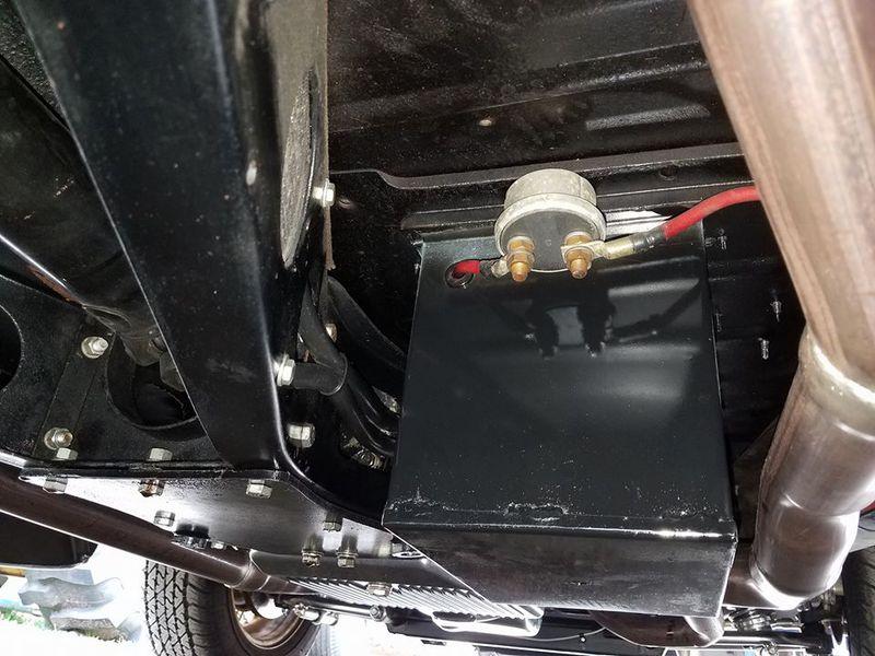 Car Radiator Cost >> Car Street Rod Parts - 35 Ford New Battery Box