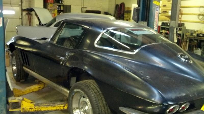 Car Street Rod Parts - 1966 Corvette