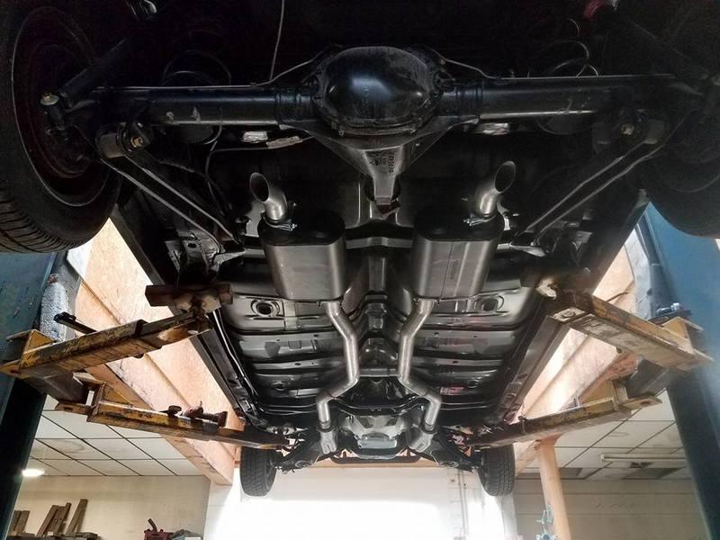Car Street Rod Parts